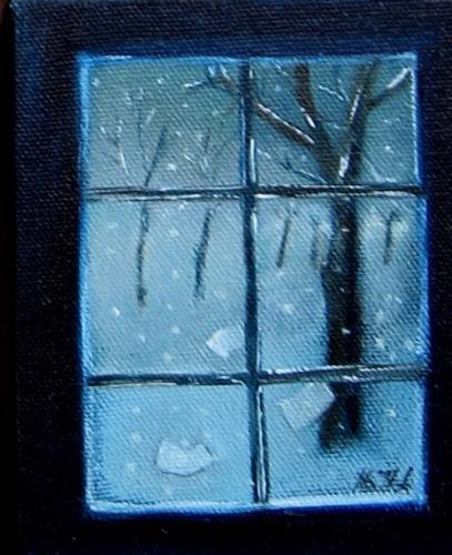 "Winter 8""x 10"""