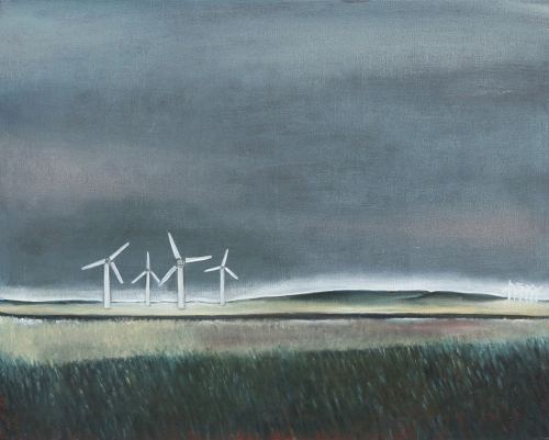 """The Long Windy Road 3 -  16"""" x 20"""""""